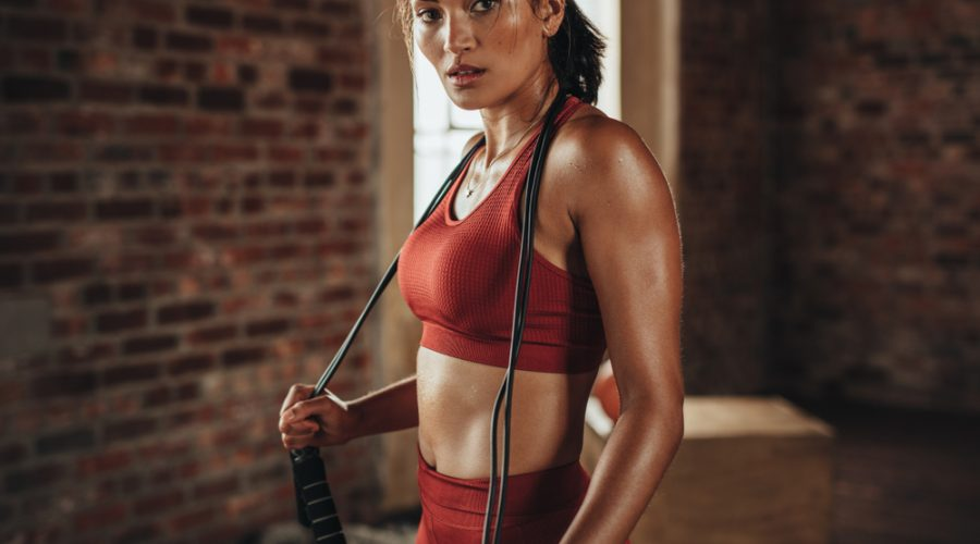 Skipping Rope Fitness